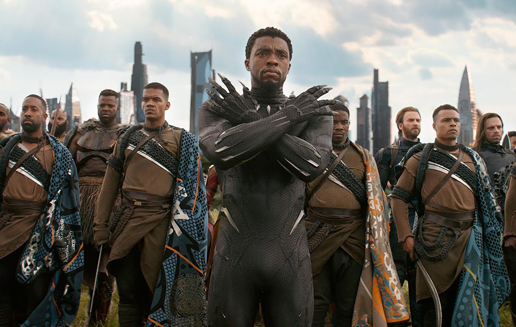 """Grateful """"Black Panther"""" Chadwick Boseman, Marvel Studios confirm not to recruit new actors for the role of Black Panther"""
