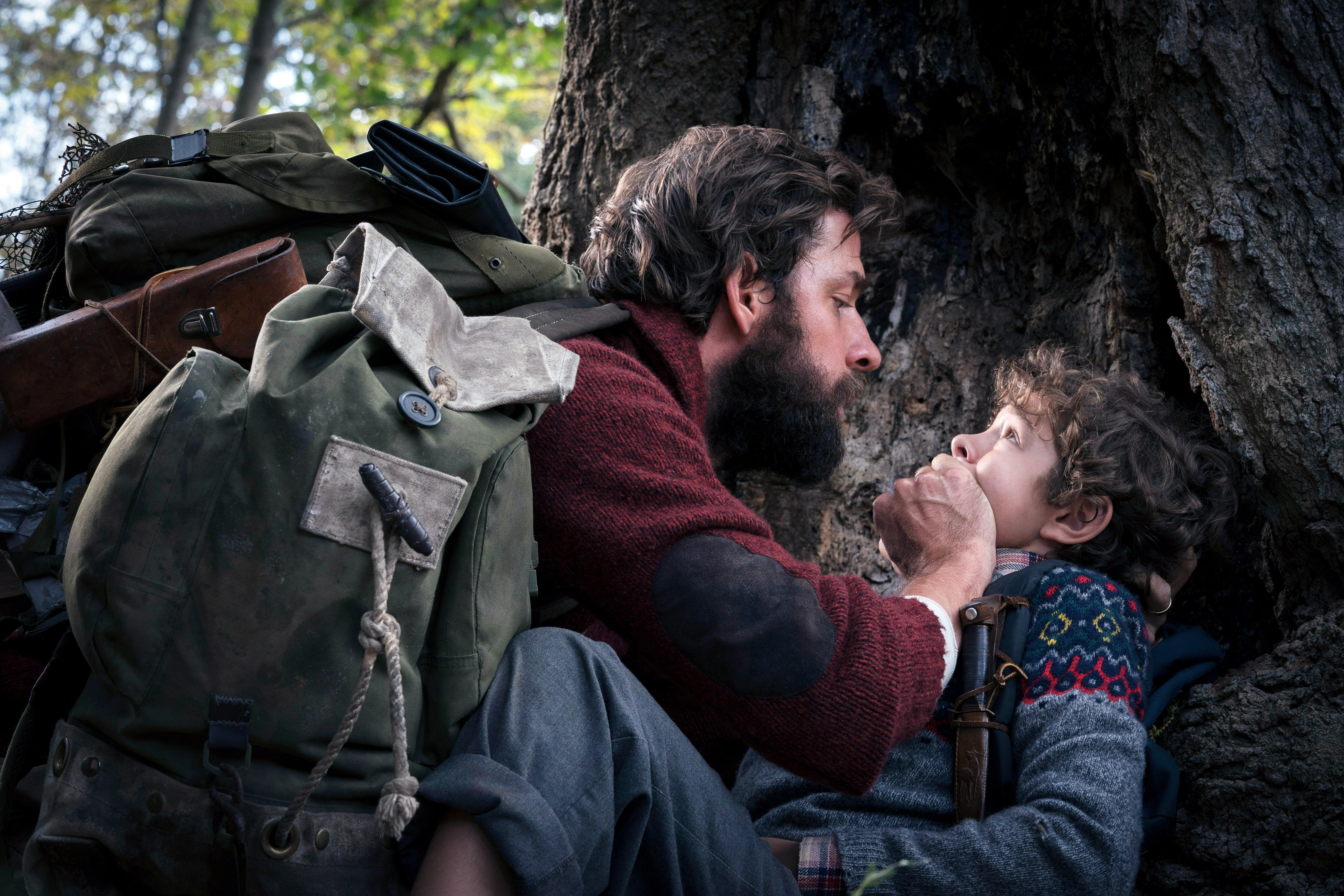 """The Silently Regressive Politics of """"A Quiet Place"""" 