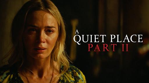 A QUIET PLACE PART II AVA FILM