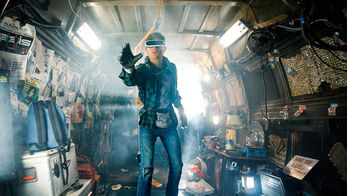 Ready Player One - The virtual fighter is eye-catching to every frame |  Music-Movie-Book Score |  Vietnam+ (VietnamPlus)