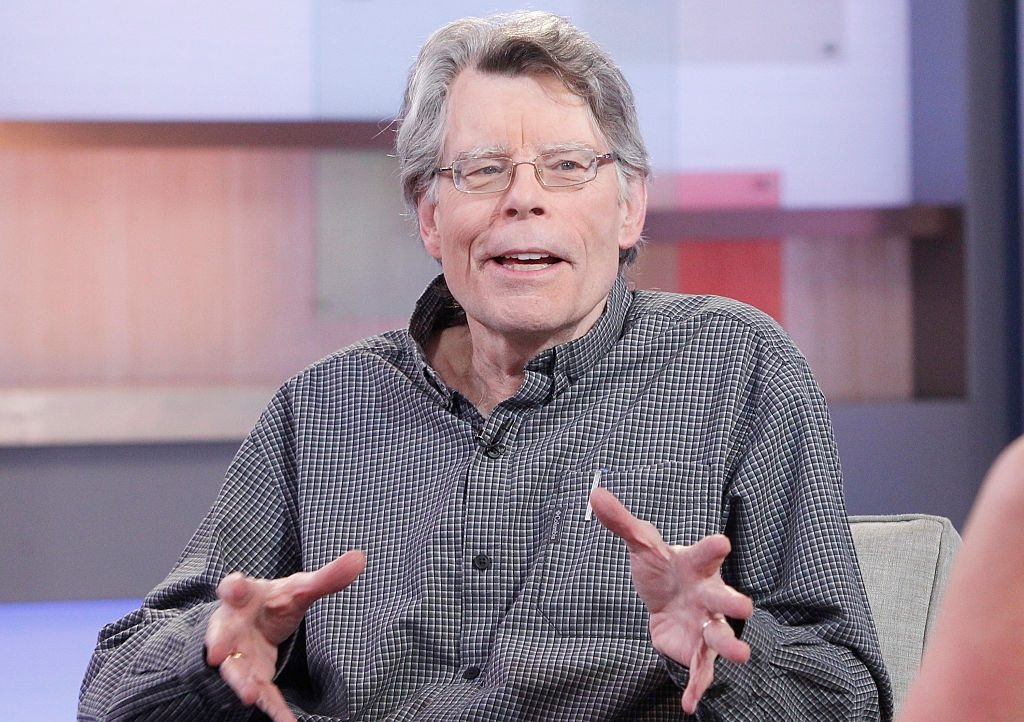 Stephen King cameos in movies