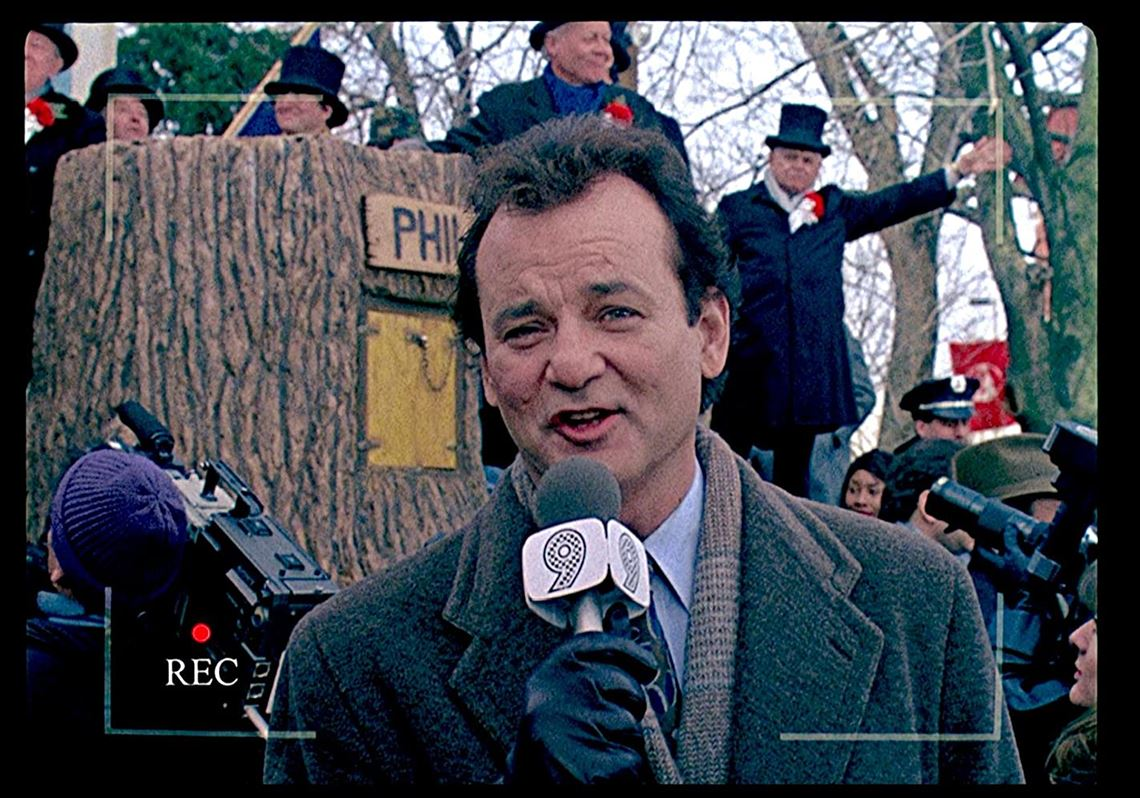 Now Streaming: 'Groundhog Day'    The Blade