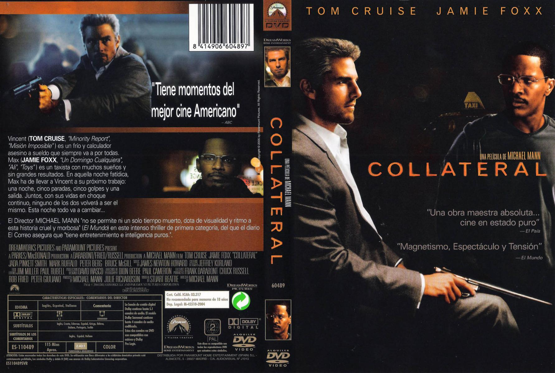 Collateral (2004) - Filmaffinity
