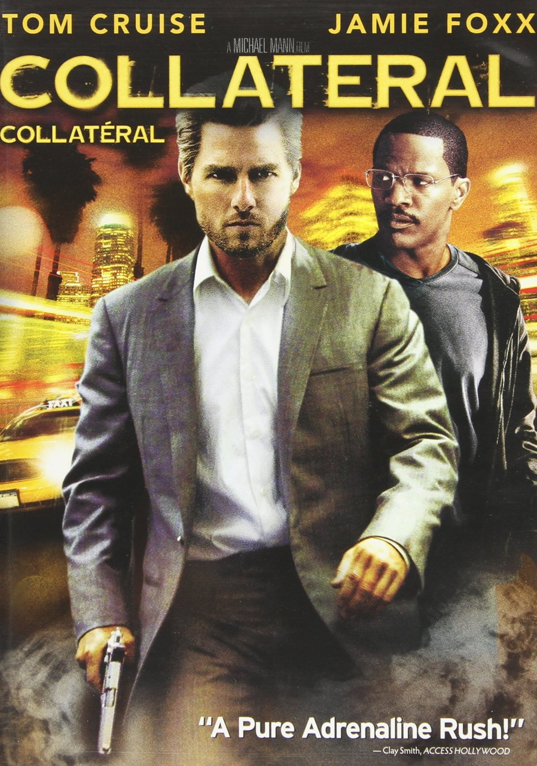 Review of the best movie Collateral 2004