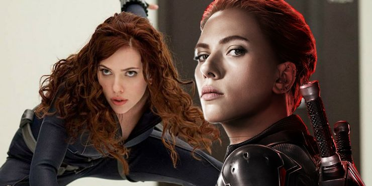 Black Widow from start to finish