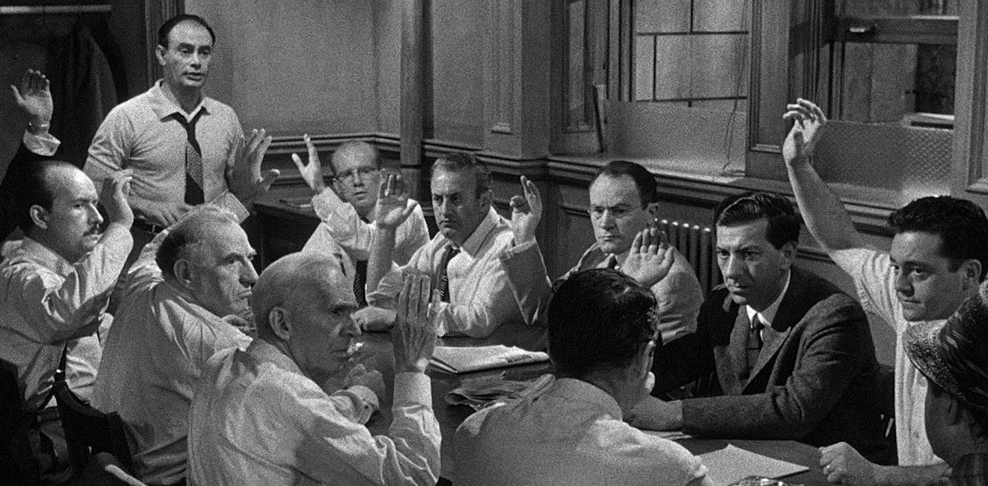 12 Angry Men': the desire to find the truth has won - Movie review