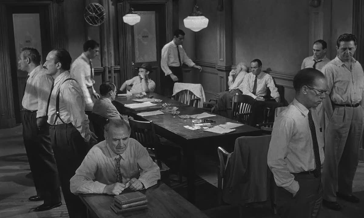 12 Angry Men: Debate for Right