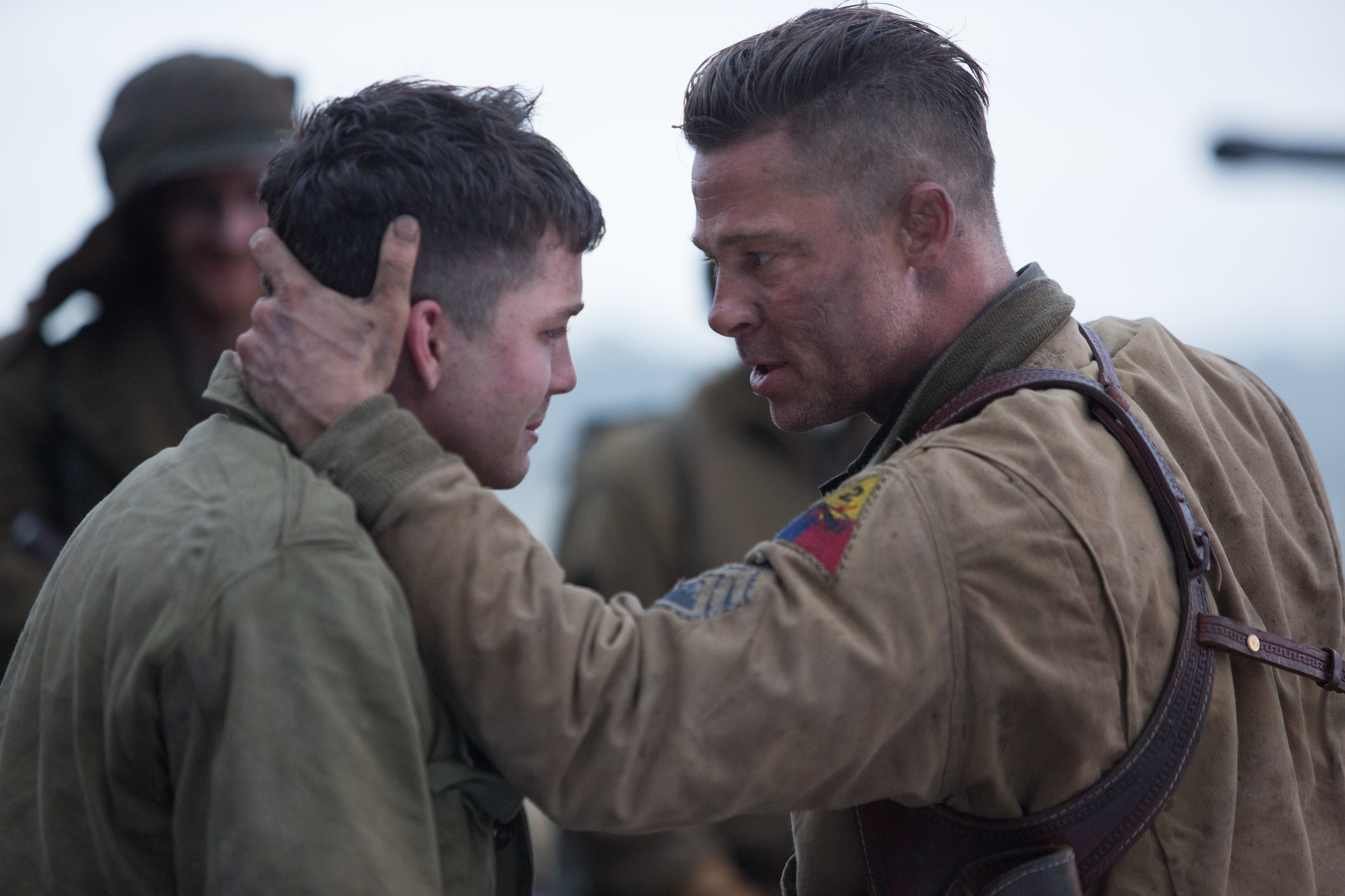 """Movie Review]FURY – Rage: """"Ideality is peace, history is violence""""    Exquisite"""