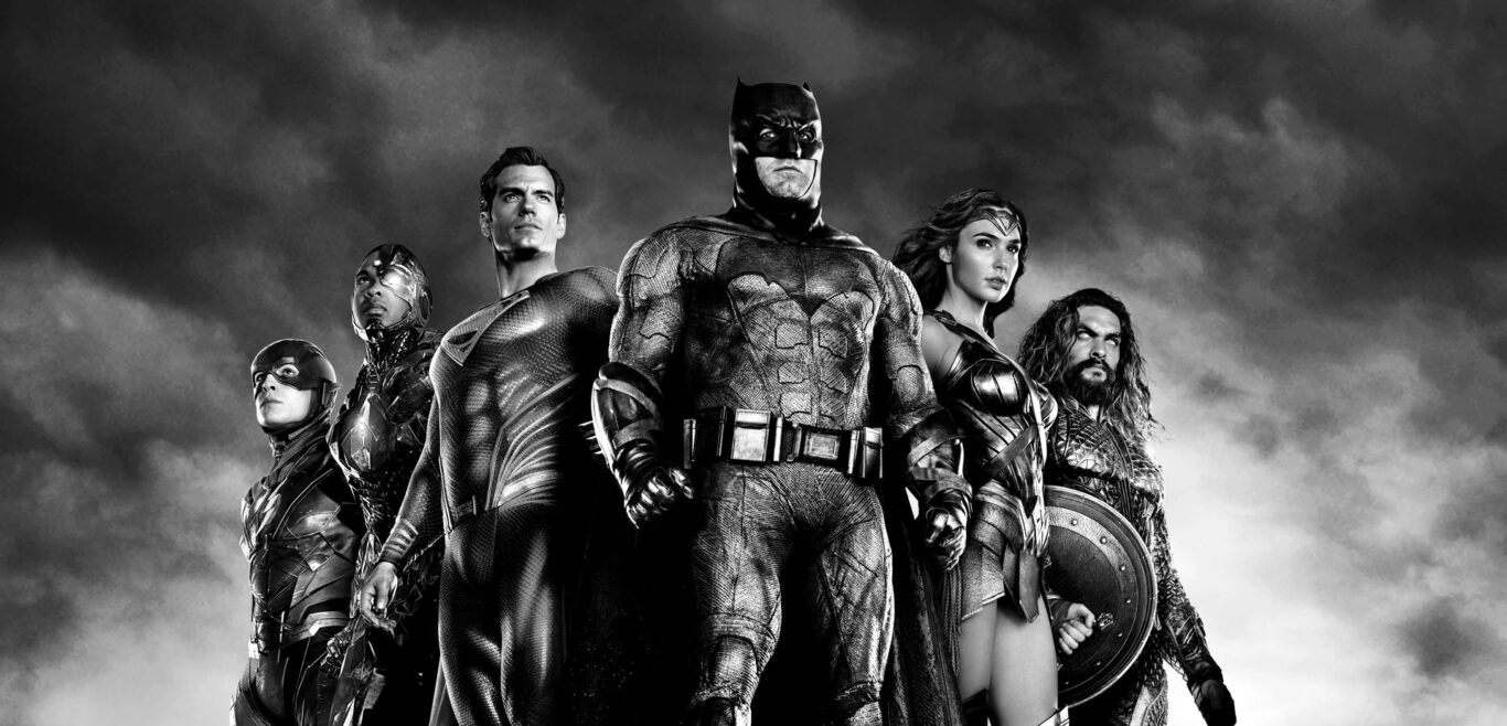 Review movie Zack Snyder's Justice League: Epic and emotional
