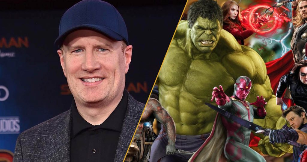 Kevin Feige Marvel Movies