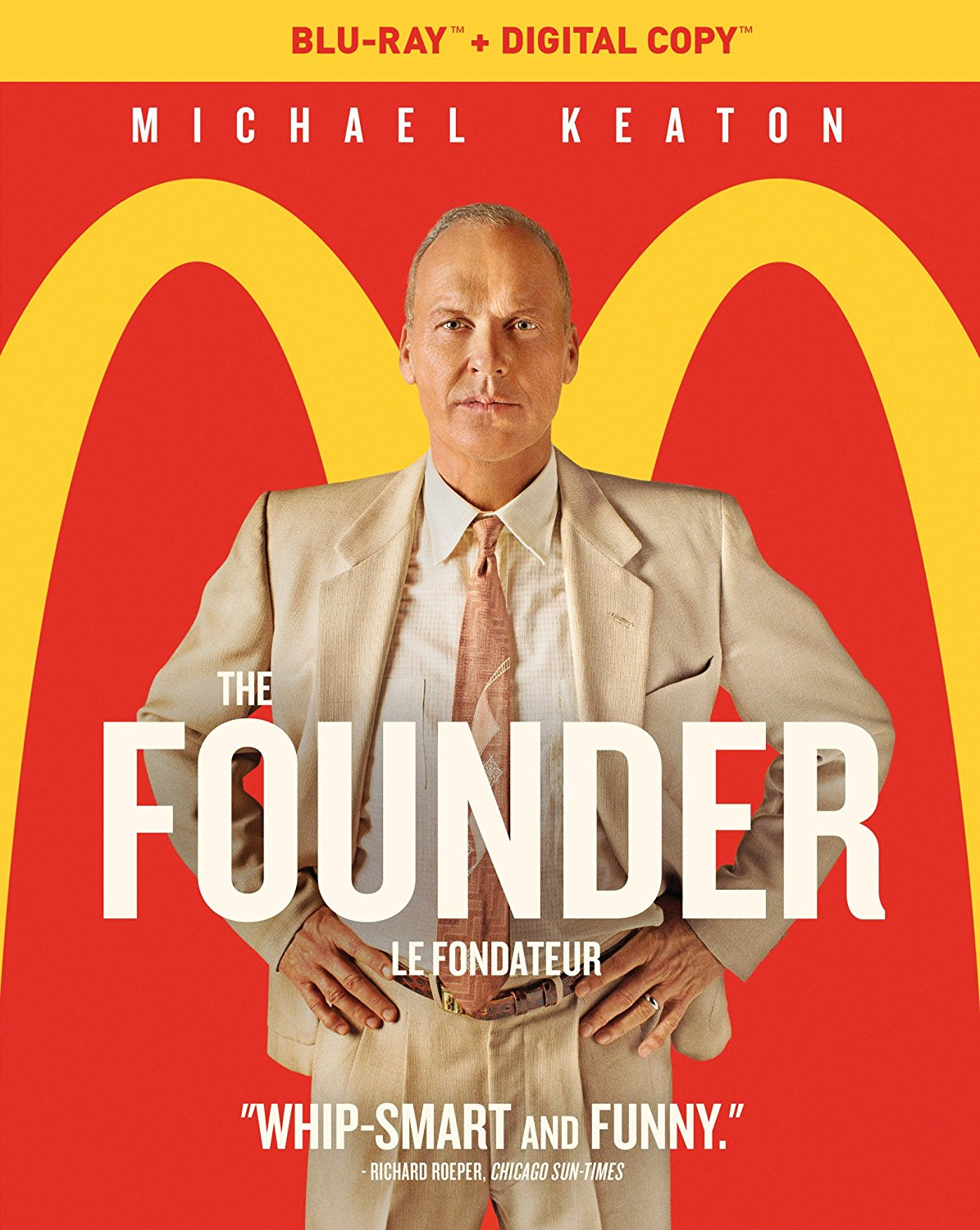 Blu-ray Review: The Founder |  One Movie, Our Views