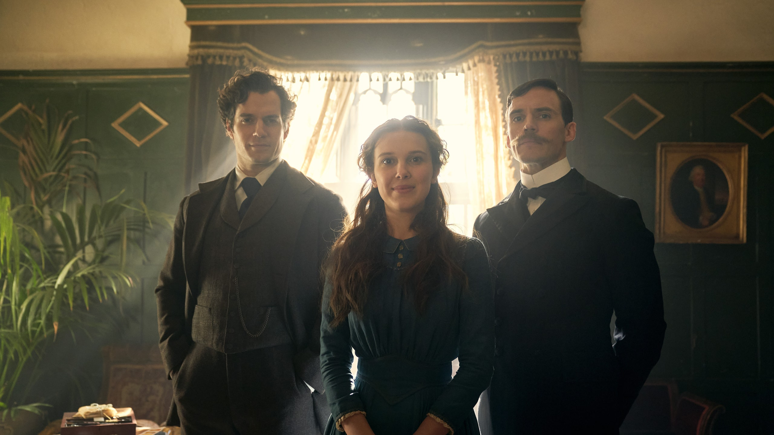 Feel the movie Enola Holmes with a feminist message
