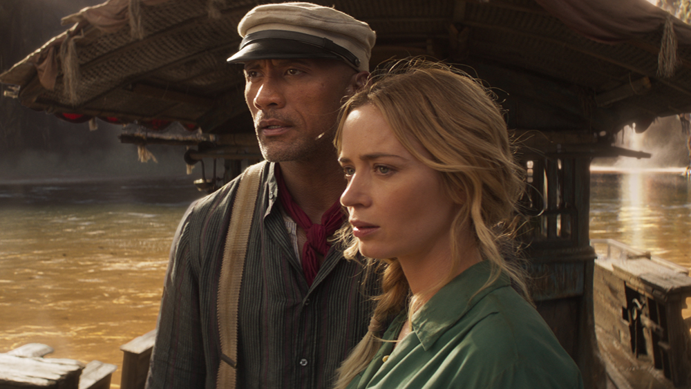 'Jungle Cruise' with Dwayne Johnson and Emily Blunt