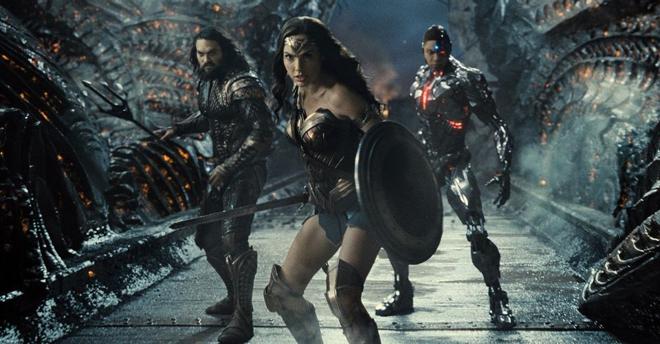 Zack Snyder Justice League WB