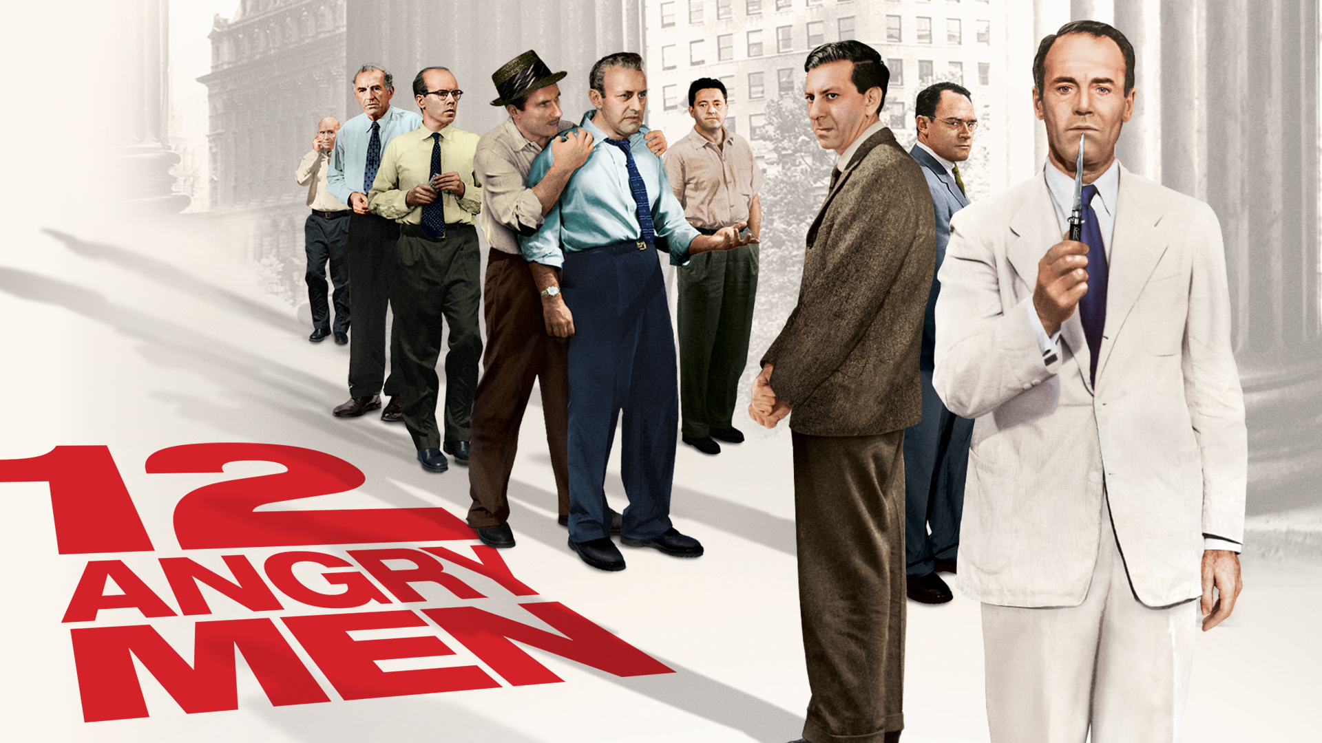 12 Angry Men movie review