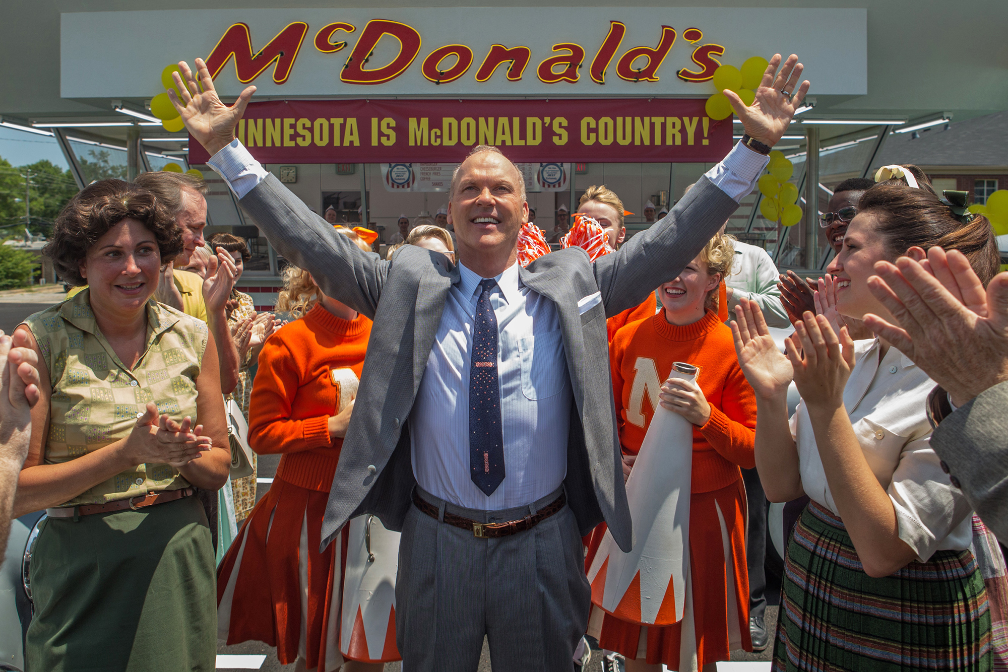Review movie The Founder Business