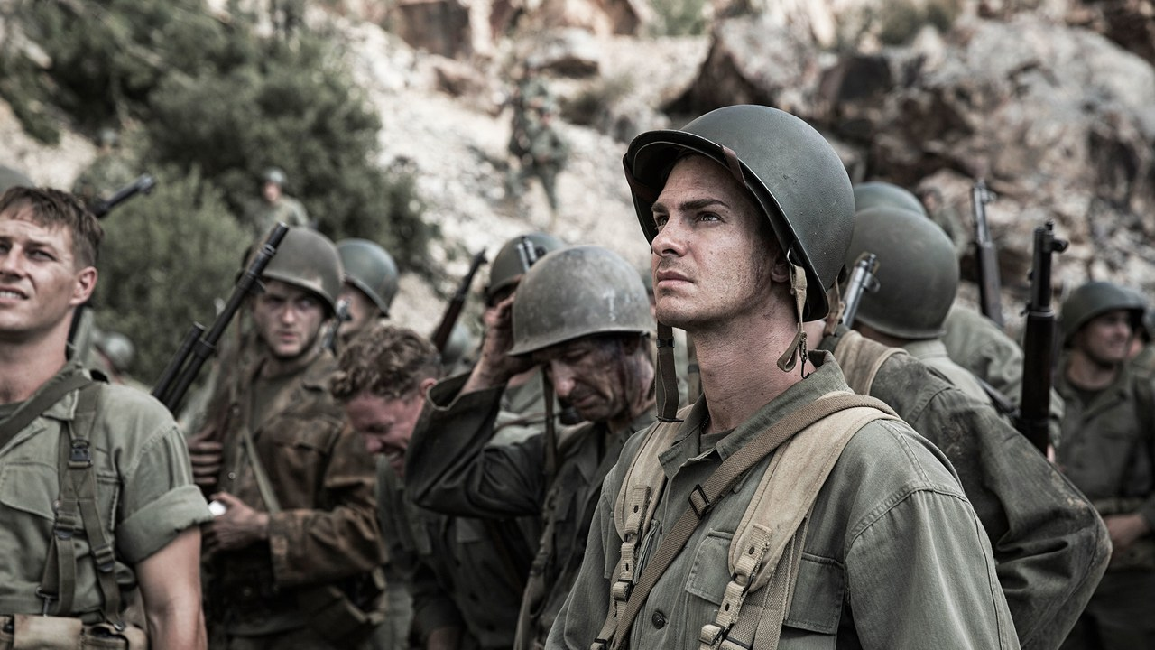 Review the movie Hacksaw Ridge the hero without a gun