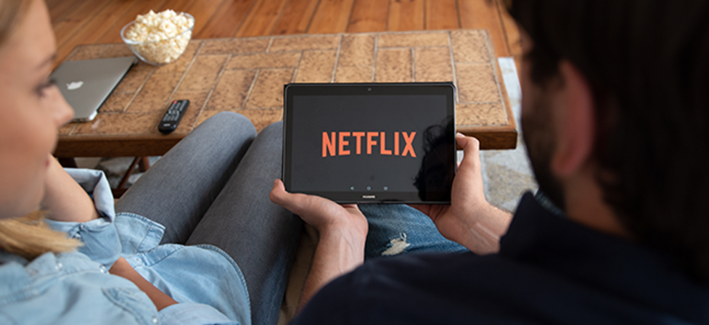 Netflix share account and movies