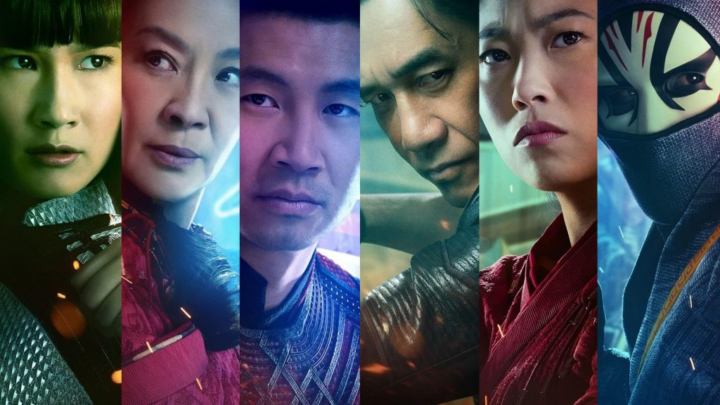 Characters in Shang-Chi