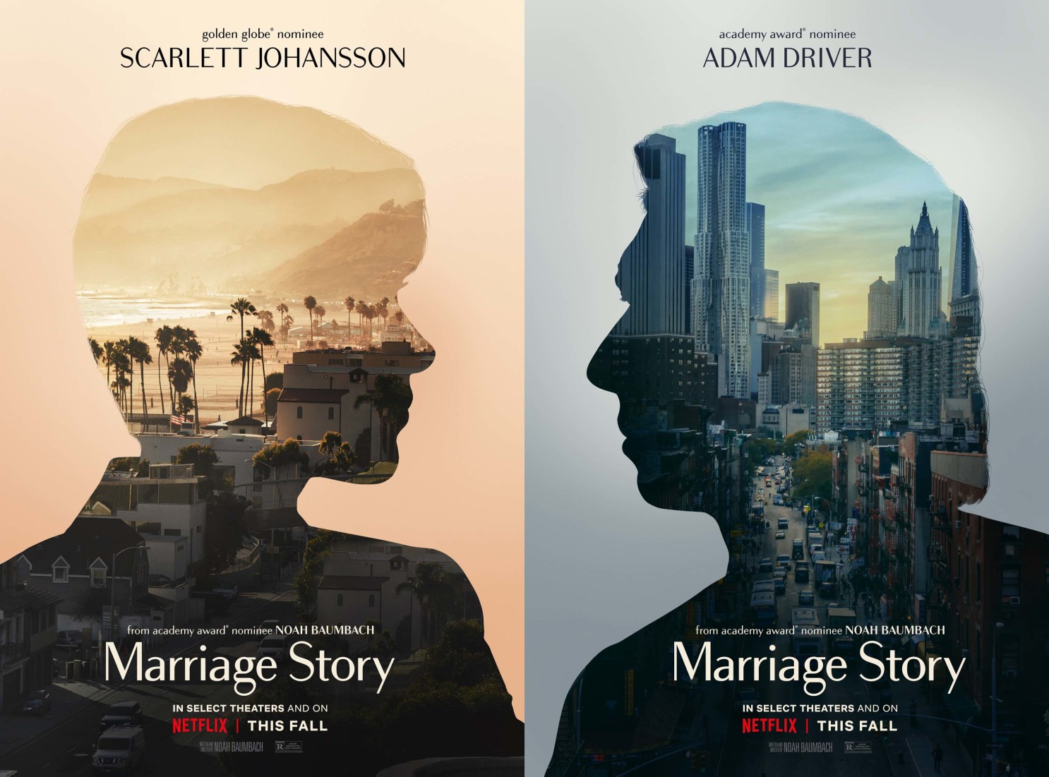 See 'Marriage Story' trailers with Scarlett Johansson, Adam Driver - Los Angeles Times