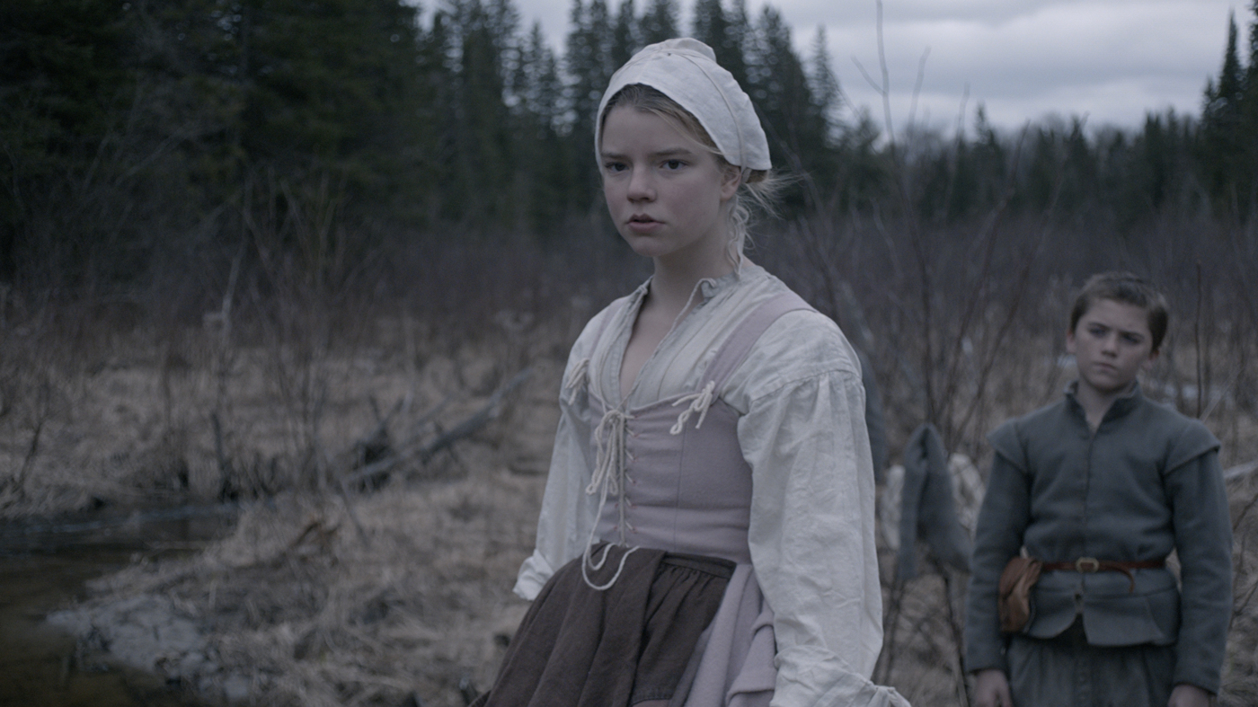 The Witch: A New-England Folktale - In The Mood For Movies