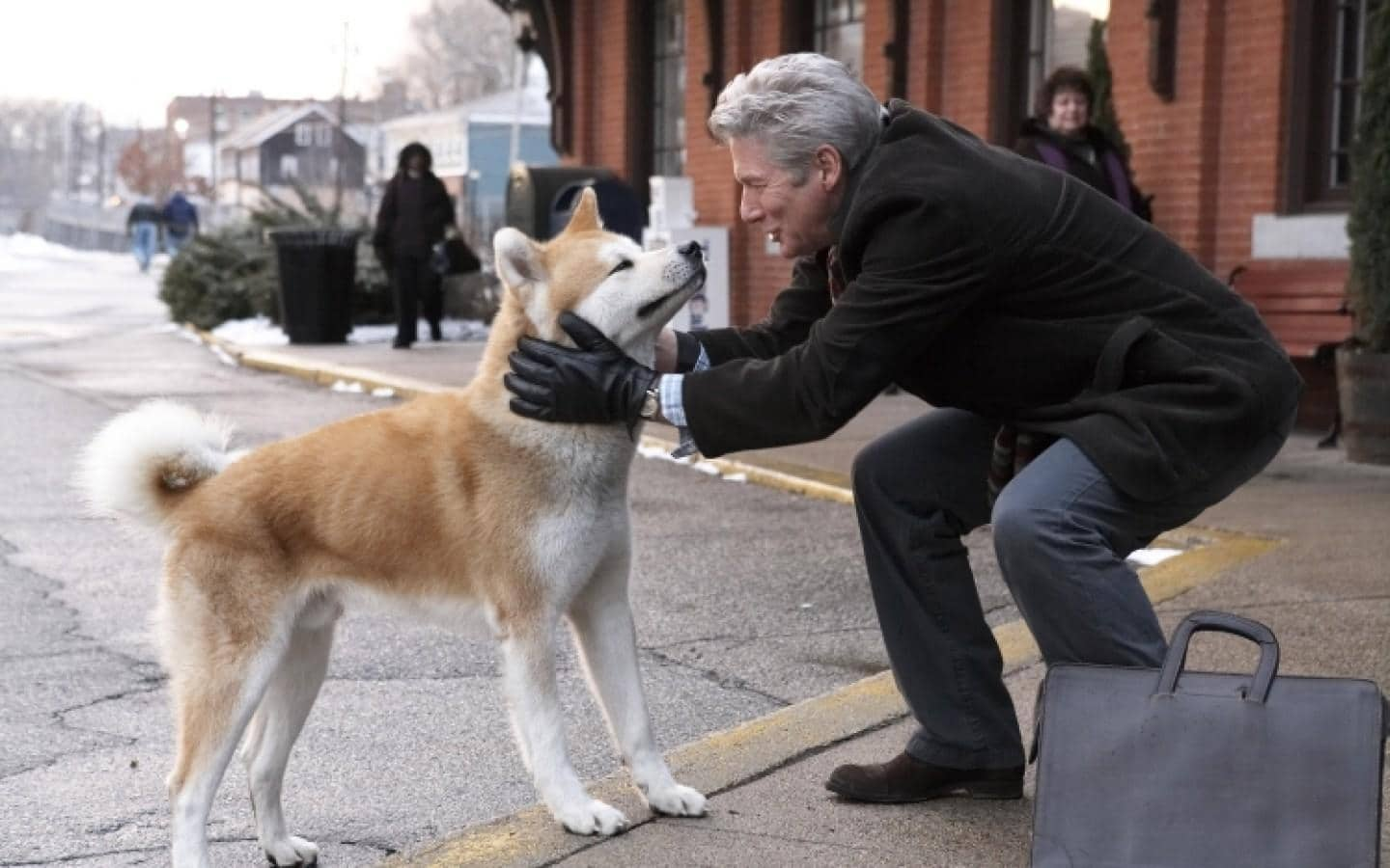 Hachi A Dog's Tale touching friendship