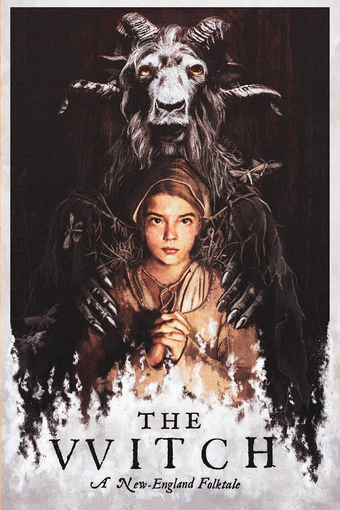 Review movie The Witch psychological horror