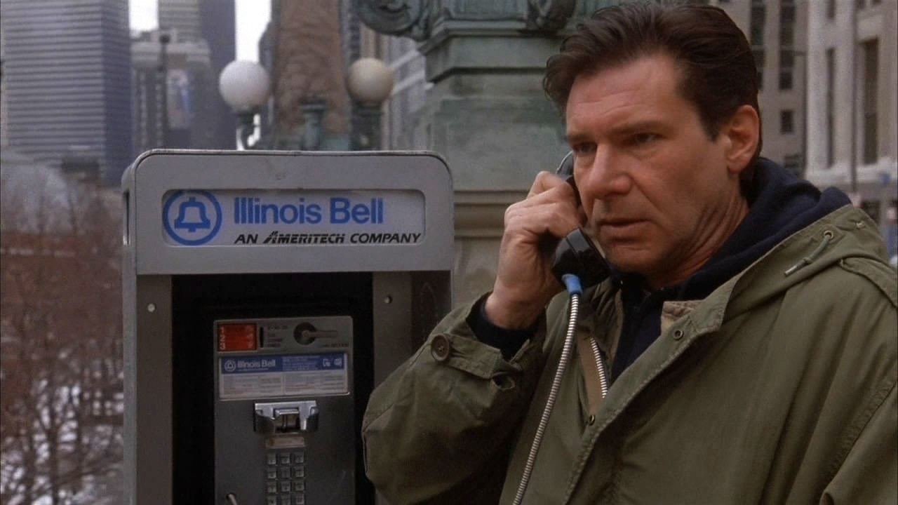 Review movie The Fugitive 1993