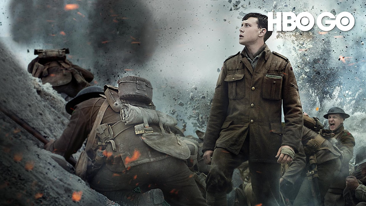 Review of World War 1917, colors of war